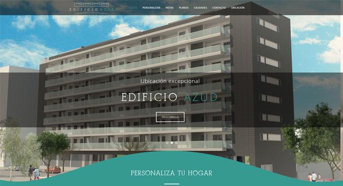 EDIFICIOAZUD WEB