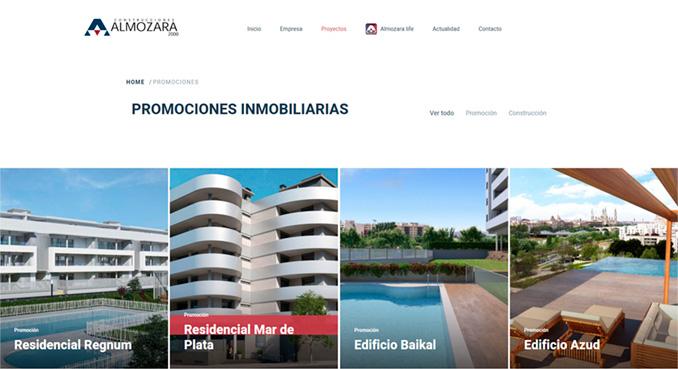 ALMOZARA2000 DISEÑO WEB